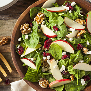 Apple Cider Vinegar Salad Recipe